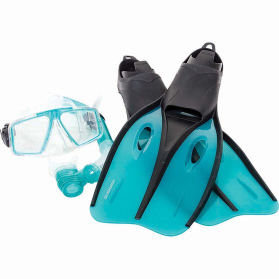 Adult Quest Snorkelling Set S, , bcf_hi-res