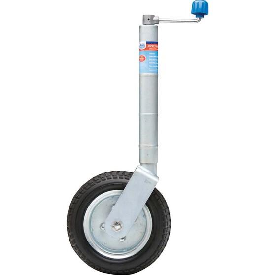 ARK Standard 10in Single Jockey Wheel - No Clamp, , bcf_hi-res