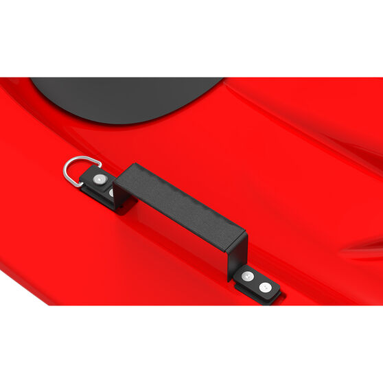 Glide Tyke Junior Kayak and Paddle Red, Red, bcf_hi-res