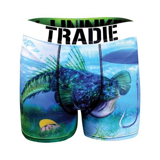 Tradie Men's Flathead Trunk, , bcf_hi-res