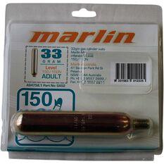 Marlin Australia Gas Cylinder 33g, , bcf_hi-res