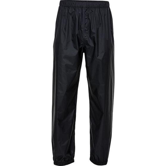 OUTRAK Men's Packaway Rain Pants, , bcf_hi-res