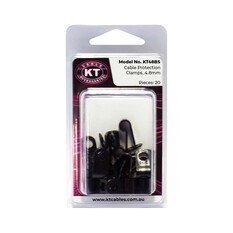 KT Cables Cable Protection Clamps 20 Pack, , bcf_hi-res