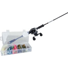 Savage Gear Manic Predator 5ft 6in 6-8kg Baitcaster Combo, , bcf_hi-res