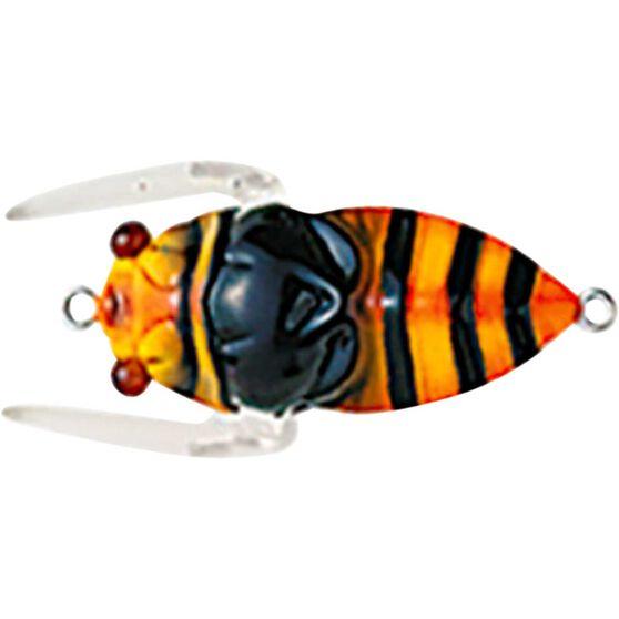 Tiemco Cicada II Bass Tune Surface Lure 35mm Hornet, Hornet, bcf_hi-res