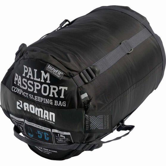 Roman Palm Passport Hooded Sleeping Bag, , bcf_hi-res