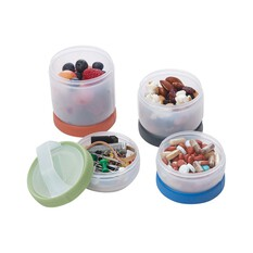 Humangear Stax Clear Container Large, , bcf_hi-res