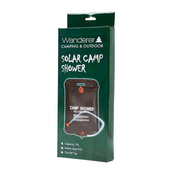 BCF Solar Camp Shower 19L, , bcf_hi-res