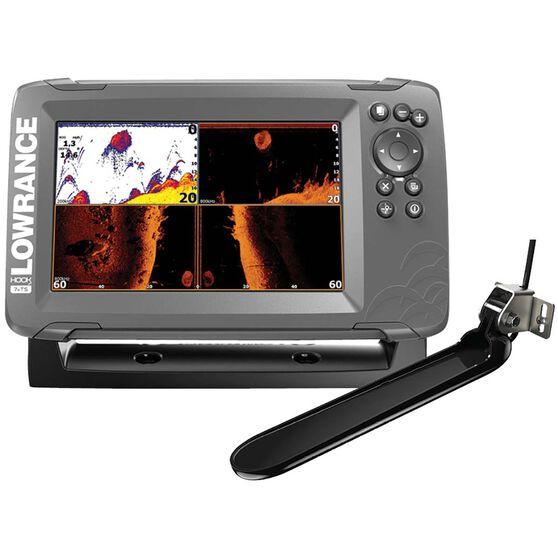 Lowrance Hook²-7x GPS Fish Finder + TripleShot Transducer, , bcf_hi-res