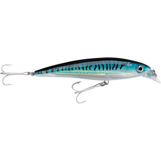 Rapala X-Rap Saltwater Hard Body Lure 10cm Silver Blue Mackerel 10cm, Silver Blue Mackerel, bcf_hi-res