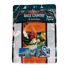 Back Country Cuisine Freeze Dried Beef Teriyaki, , bcf_hi-res