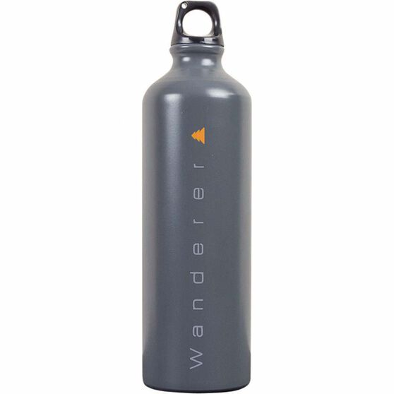 Wanderer Aluminium Drink Bottle 700ml, , bcf_hi-res