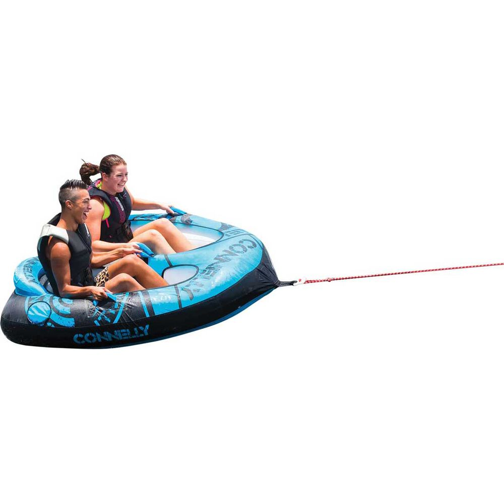 Connelly DoubleX 2 Person Sit In Tow Tube   BCF