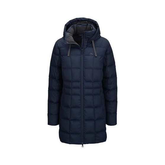 Macpac Women's Aurora Down Jacket, Carbon, bcf_hi-res