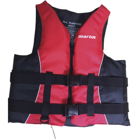 Marlin Australia Adult All Purpose PFD 50 40-60kg, , bcf_hi-res