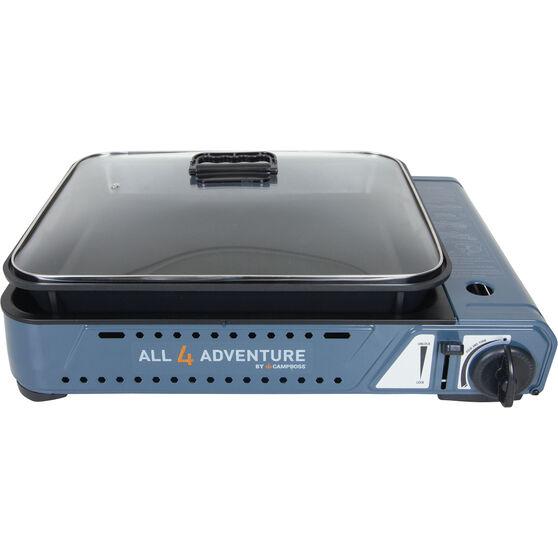 All4Adventure Inset Cooking Pan Butane Stove, , bcf_hi-res