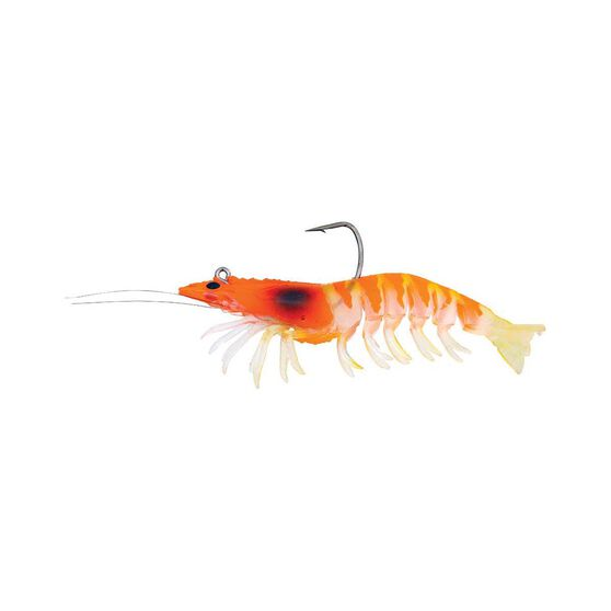 Zerek Absolute Shrimp Soft Plastic Lure 3.5in Thor, Thor, bcf_hi-res