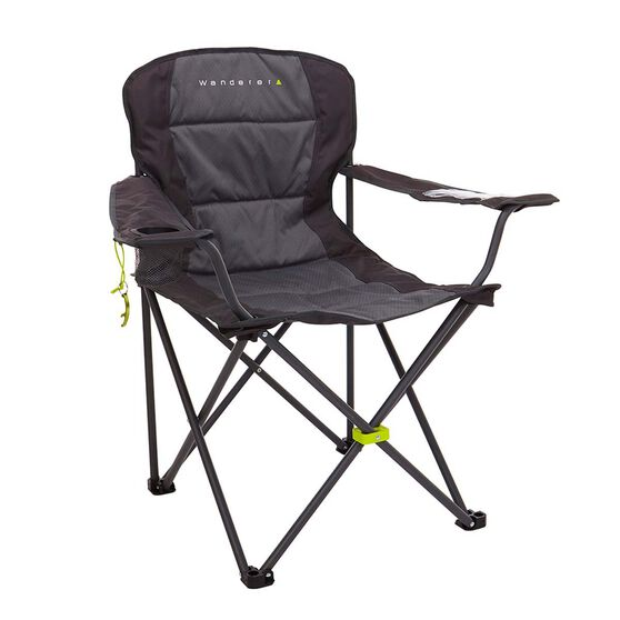 Wanderer Quad Fold Camp Chair, , bcf_hi-res