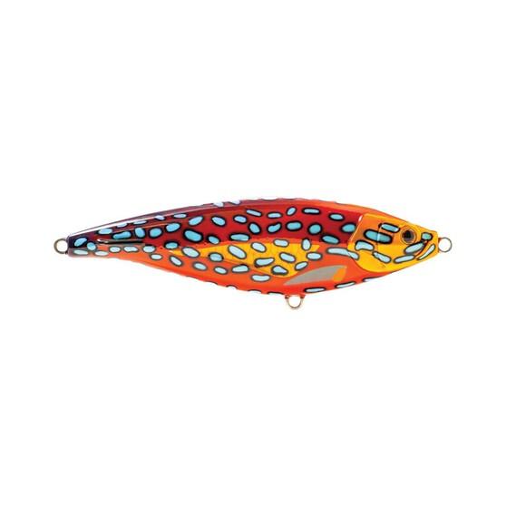 Nomad Madscad Surface Stickbait Lure 11.5cm S Coral Trout, Coral Trout, bcf_hi-res