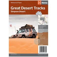 Hema Great Desert Tracks Simpson Desert Sheet, , bcf_hi-res