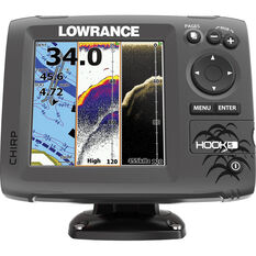 Ex-Demo Lowrance Hook 5 (Head Unit Only), , bcf_hi-res
