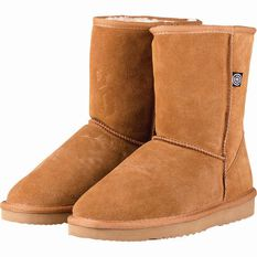 Unisex Low Camp Boot Brown 38, Brown, bcf_hi-res