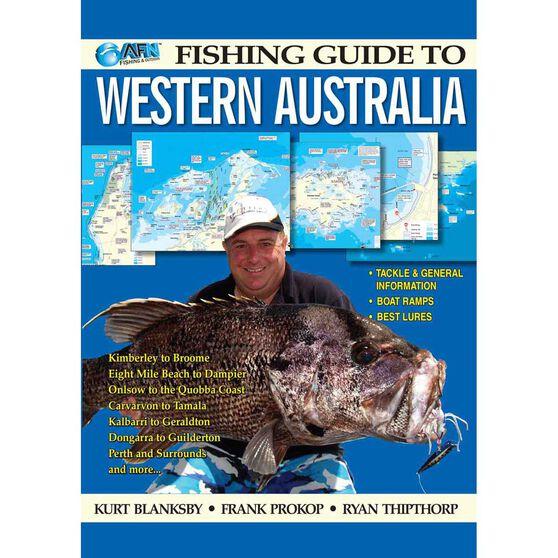 AFN Fishing Guide to Western Australia, , bcf_hi-res