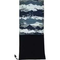 Outdoor Expedition Brushed Multiscarf - Unisex, Black, OSFM, , bcf_hi-res