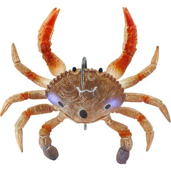 Chasebaits Smash Crab Junior Soft Plastic Lure 75mm, , bcf_hi-res