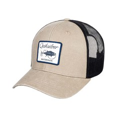Quiksilver Waterman Men's Hook Rider Cap Rainy Day OSFM, Rainy Day, bcf_hi-res