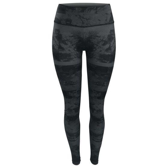 PELAGIC INC Women's Oceanflex Active Leggings, Coral / Camo / Black, bcf_hi-res