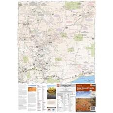Hema Great Desert Tracks Simpson Western Sheet (8th edition), , bcf_hi-res