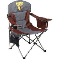AFL Hawthorn Hawks Cooler Arm Chair, , bcf_hi-res