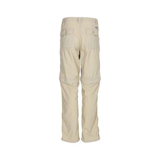 OUTRAK Convertible Women's Hiking Pants, Cement, bcf_hi-res