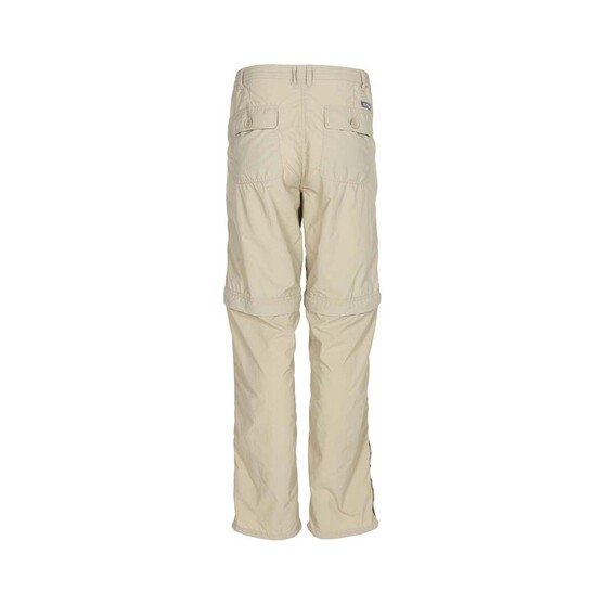 OUTRAK Convertible Women's Hiking Pants, Cement, bcf_hi-res