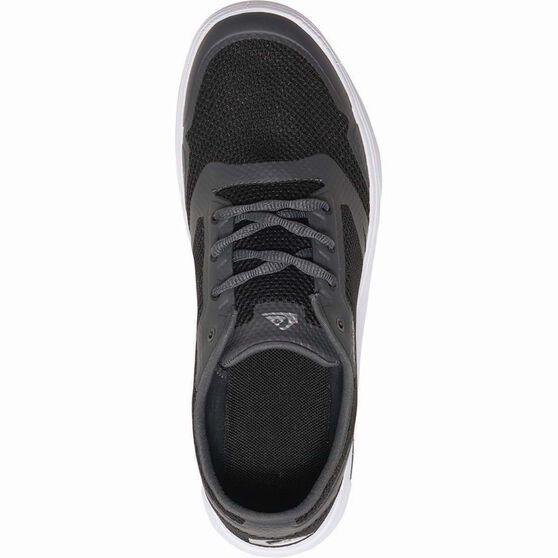Quiksilver Men's Amphibian Plus Aqua Shoes, Black / Grey / White, bcf_hi-res