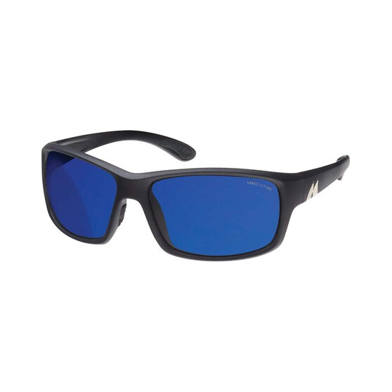 Mako Edge Men's Sunglasses Blue Mirror, Blue Mirror, bcf_hi-res