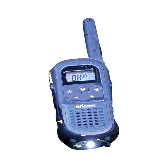 Oricom Waterproof UHF 2W 2 Pack UHF2295-2BL, , bcf_hi-res