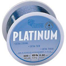 Platypus Platinum Mono Line 300m 300m 4lb Grey, , bcf_hi-res