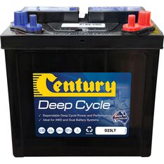 Century D23LT Deep Cycle Battery, , bcf_hi-res