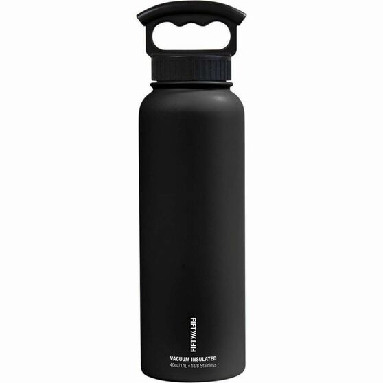 Fifty Fifty Insulated Drink Bottle 1.1L, , bcf_hi-res