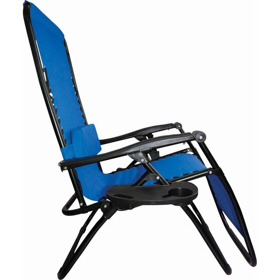 Blue Reclining Lounger, , bcf_hi-res