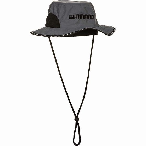 Shimano Men's Plugger Hat Shadow OSFM, Shadow, bcf_hi-res