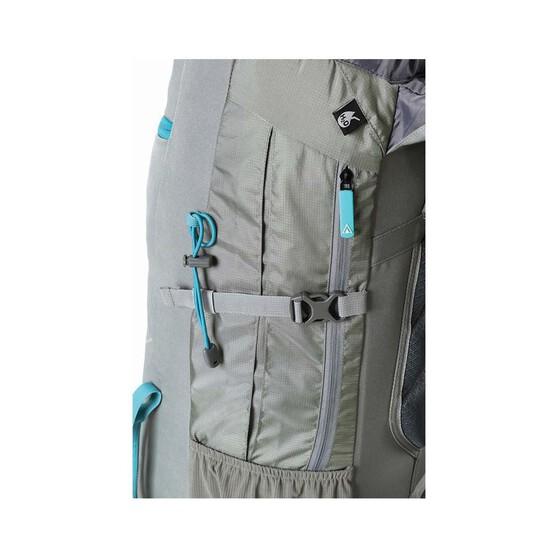 Outrak Ravine Trekking Pack 55L Grey, Grey, bcf_hi-res
