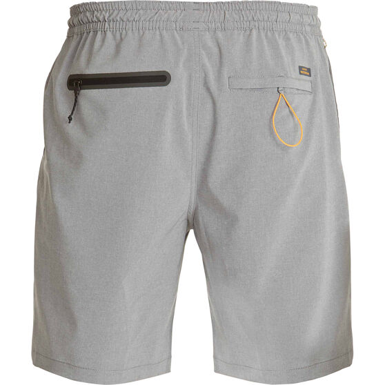Quiksilver Men's Suva Amphibian 19 Shorts, Dark Shadow, bcf_hi-res