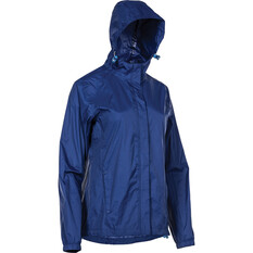 OUTRAK Women's Packaway Rain Jacket, Blue Depths, bcf_hi-res