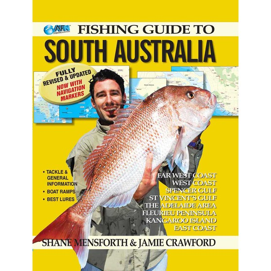 AFN Fishing Guide to South Australia, , bcf_hi-res