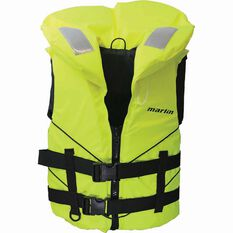 Marlin Australia Adult Challenger MK2 Level 100 PFD Yellow XS / S, Yellow, bcf_hi-res