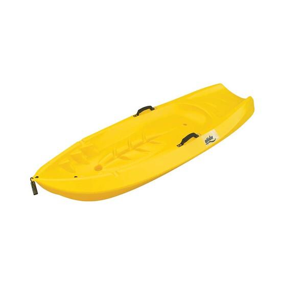 Glide Junior Splasher Kayak Yellow, Yellow, bcf_hi-res