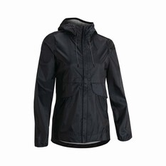 Under Armour Men's Cloudstrike Shell Rain Jacket Black S, Black, bcf_hi-res